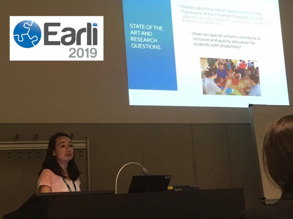 Los resultados de la investigación de INTER-ACT se presentan en la EARLI 2019